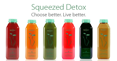 Squeezed Online Local Juice Cleanse And Cold Pressed
